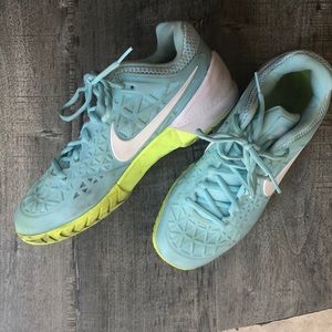 Nike Zoom Cage 🎾 Tennis Shoes,Sz8